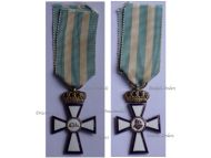 Greece WWI Cross for Military Valor 1st Class