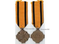 Greece WWI Medal Military Merit 1916 1917 4th Class for Captains