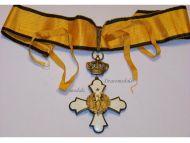 Greece WW2 Royal Order Phoenix Commander's Cross Military Medal King Paul 1947 Decoration Greek Civil War