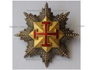 Military Order of St George of Antioch Grand Cross Brest Badge by Johnson