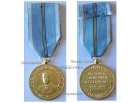 Sphinx IMOS WW2 General Dwight Eisenhower Commemorative War Medal Interallied Military Organization Decoration WWII 1939 1945