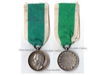 Italy Earthquake Sicily Calabria Commemorative Medal 1908 Silver Italian Kingdom Decoration Royal Mint Giorgi
