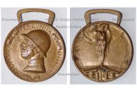 Italy WWI Italian Unification Commemorative Medal for the War of 1915 1918 by Nelli Inc