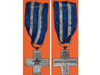 Italy WW1 Cross War Merit Military Medal WWI 1914 1918 Italian Decoration Maker R