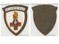 Italy Patch Military Medical Academy