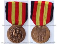 Italy Spanish Civil War Commemorative Medal 1936 1939 by Johnson & Affer Type A