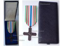 Italy WWI Order Vittorio Veneto Knight's Cross Italian Republic Boxed