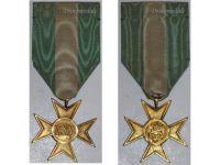 Italy WW1 Cross Military Long Service 25 XXV years 1900 1912 Italian Medal Decoration King Vittorio Emmanuele