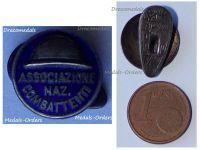 Italy WWI Lapel Pin Italian National Association Combatants 1919 1923 by Johnson