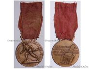 Italy Inaguration Bersaglieri Monument Historical Museum Rome 1932 Military Medal Italian Decoration Fascism Mussolini by Morbiducci