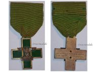 Italy WW2 Cross IV Army Coprs Ethiopia Italian Colonial Africa 1935 1936 Decoration Fascism Mussolini WWII Award