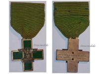 Italy WW2 Cross IV Army Coprs Ethiopia Italian Colonial Africa 1935 1936 Decoration Fascism Mussolini WWII Award