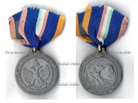 Italy WWII 9th Army Commemorative MedaI for the Campaign against Greece and Yugoslavia 1940 1941 by Morbidduci Zinc Type