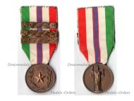 Italy WW2 Commemorative Military Medal 3 bars 1943 1945 1944 War Liberation Italian Decoration Anti Fascism Mussolini