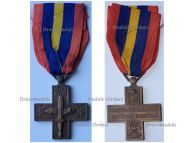 Italy WWII War Merit Cross of the Italian Corps of Volunteer Troops Spanish Civil War 1936 1939