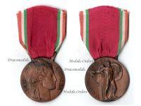 Italy WW2 Patriots War Volunteers Liberty 1943 1945 Military Medal Honor Italian Republic Decoration Anti Fascism Award