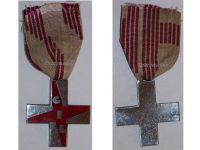 Italy WW2 Fascist Youth GIL Cross Purple Military Medal Italian Kingdom Decoration Fascism Mussolini Award