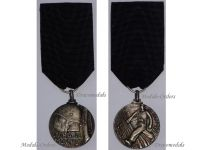 Italy WW2 Militia Volunteers La Spezia Blackshirt MVSN 1937 Fascist Military Medal Mussolini Italian Fascism Kingdom Decoration