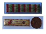 Italy WWI Ribbon Bar Italian Unification Commemorative Medal for the War of 1915 1918