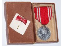 Japan WW2 Red Cross Society Member Silver Medal 1937 1945 Imperial Japanese Military Decoration boxed