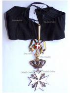 Maltese Order Merit Sovereign Military Hospitaller Order St John Jerusalem Rhodes Malta Knight of Magistral Grace Military Division