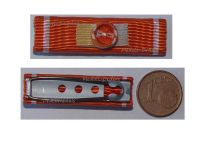 Morocco WWII Royal Order of Ouissam Alaouite Grand Officer's Star Ribbon Bar 2nd Type