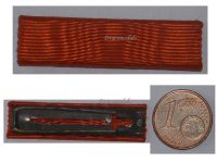 Morocco WWI Royal Order of Ouissam Alaouite Knight's Star Ribbon Bar 1st Type
