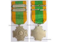 Netherlands Expedition Cross with Clasps Atjeh 1911-14 and Timor 1911-17