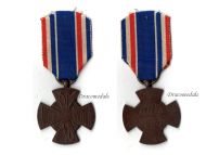 Netherlands WW1 Mobilization Cross Military Medal 1914 1918 Dutch WWI Decoration Holland
