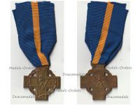 Netherlands WWII Cross of Merit 1941