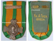 Netherlands WWII Commemorative Cross with Clasp War at Sea 1940 1945