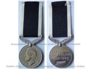 New Zealand WWII War Service Commemorative Medal