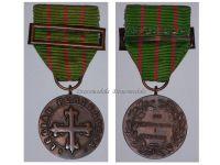 Portugal WW2 Portuguese Legion Bronze class Military Medal Good Conduct Diligence 1936 Fascism Salazar