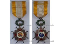 Spain Order Isabella Catholic Knight's Cross WW1 Military Medal Spanish Decoration Great War WWI 1914 1918