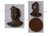Spain WWII General Franco Patriotic Badge Nationalist Forces Spanish Civil War 1936 1939