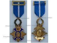 Spain Order of Civil Merit Knight's Cross