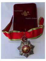 Turkey Ottoman Order Medjidie Commander III Class Turkish Military Medal Decoration Crimean War Boxed