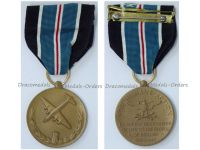 USA Medal For Humane Actions Berlin Airlift 1948 1949 Cold War Commemorative Military Decoration Award