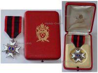 Vatican Order St Saint Sylvester Knight Cross Medal Pope Pius XI 1922 1939 Papal Decoration Boxed by Tanfani & Bertarelli