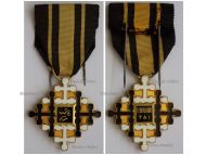 France Indochina Vietnam Tai Federation of Tonkin Civil Merit Order Knight's Star 1950