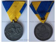 Hungarian WWII Commemorative Medal for the Liberation of South Hungary 1941
