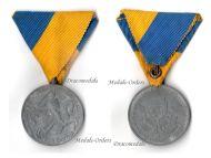 Hungarian WW2 Liberation South Hungary 1941 Military Medal Bacska Baranya Vojvodina Decoration Horthy Axis