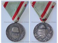 Hungary WWI Commemorative Medal Pro Deo et Patria for Combatants