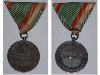 Hungary WWI Commemorative Medal Pro Deo et Patria for Non Combatants (Medical Personnnel)