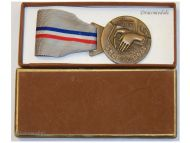 Luxembourg WW2 National Recognition Resistance Medal 1940 1945 Military Luxembourgish Decoration Award WWII Boxed