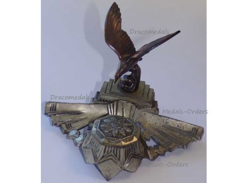 France Trench Art WWI Tomb Unknown Soldier Triumphal Arc Paris French Air Force Pilot WW1 1914 1918 Great War Patriotic