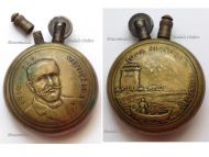 France Trench Art WWI Lighter Salonica White Tower  Venizelos 1914 1920 Macedonian Front Greece Army of the East