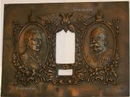 Austria Hungary Germany WW1 United Kaisers Viribus Unitis Frame Patriotic Veterans WWI 1914 1918 Great War