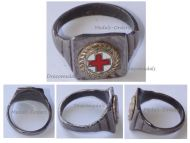 Austria Hungary WWI Red Cross Ring