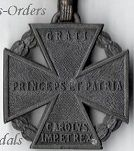 Austria Hungary WWI Medals 1914 1918